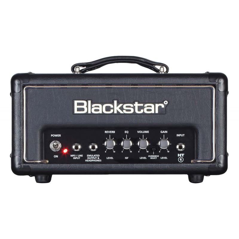 Blackstar HT-1RH - Tête 1W Reverb à lampe