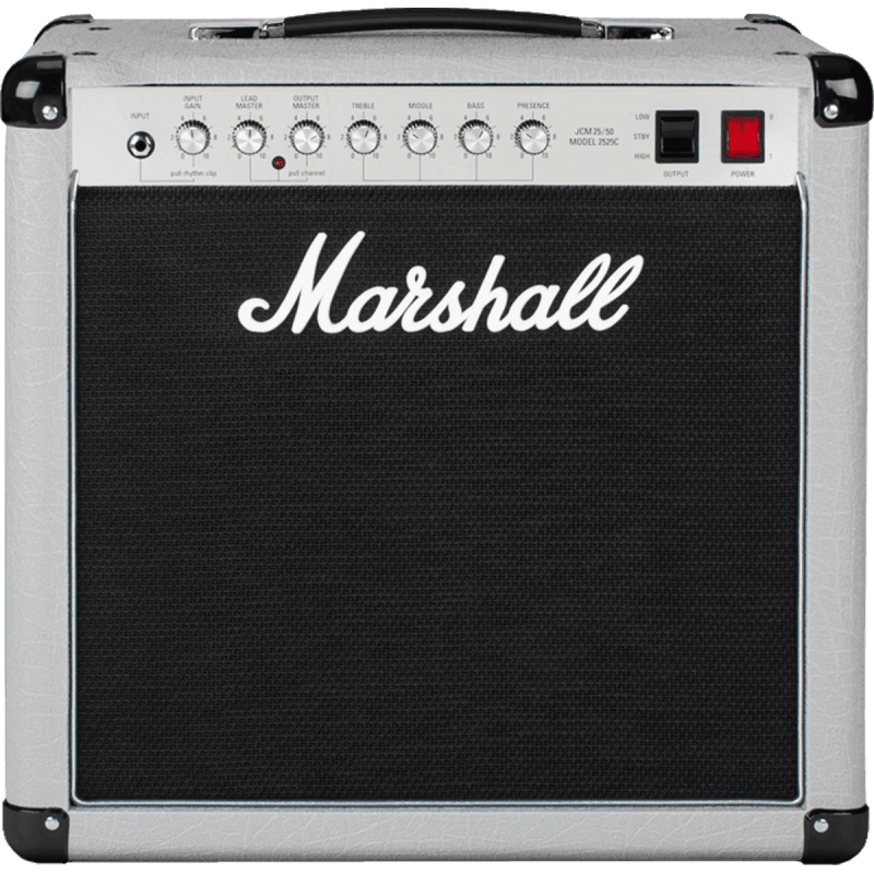 Marshall 2525C Vintage - Combo Mini 20W Silver Jubilee