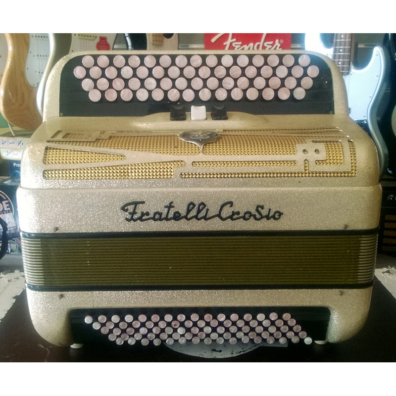 FRatelli Crosio Accordéon 80 Basses