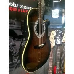 Ovayion 3862 + Etui - Guitare électro-acoustique Occasion