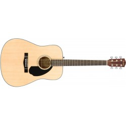 Fender CD-60S - Natural - Guitare Acoustique Folk