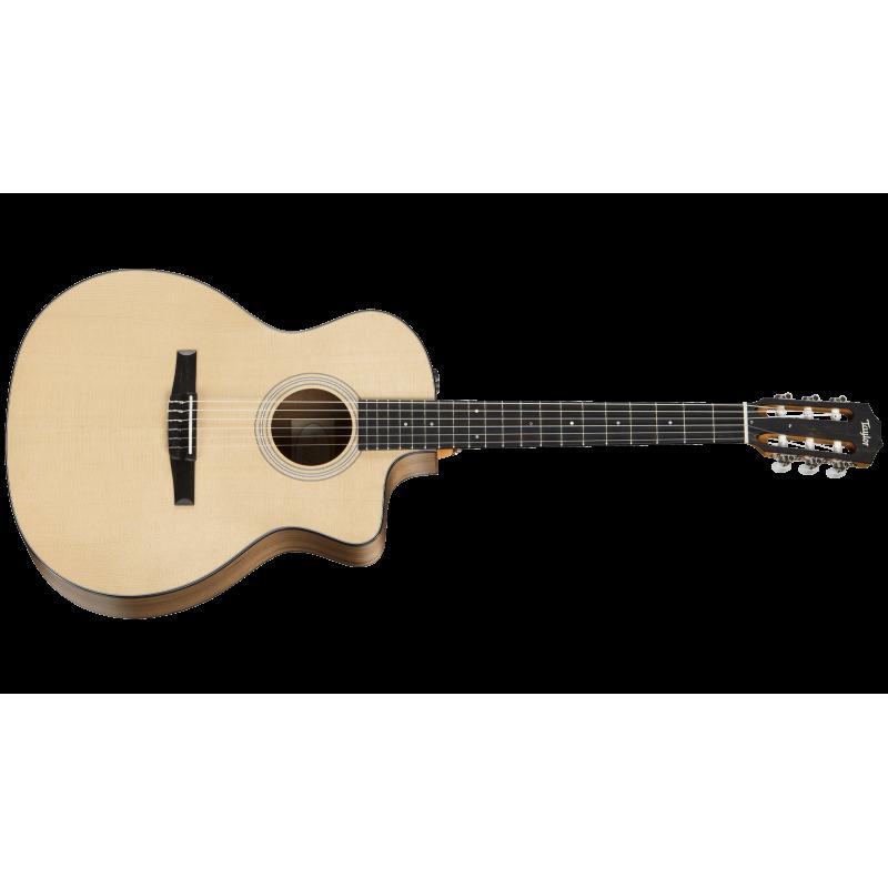 Taylor 114ce-N - Guitare éleco-acoustique CLassique Nylon