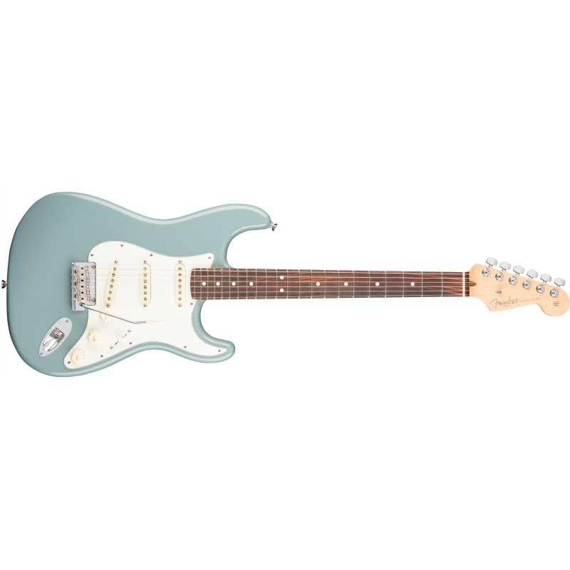 Fender Stratocaster® American Professional RW Sonic Gray