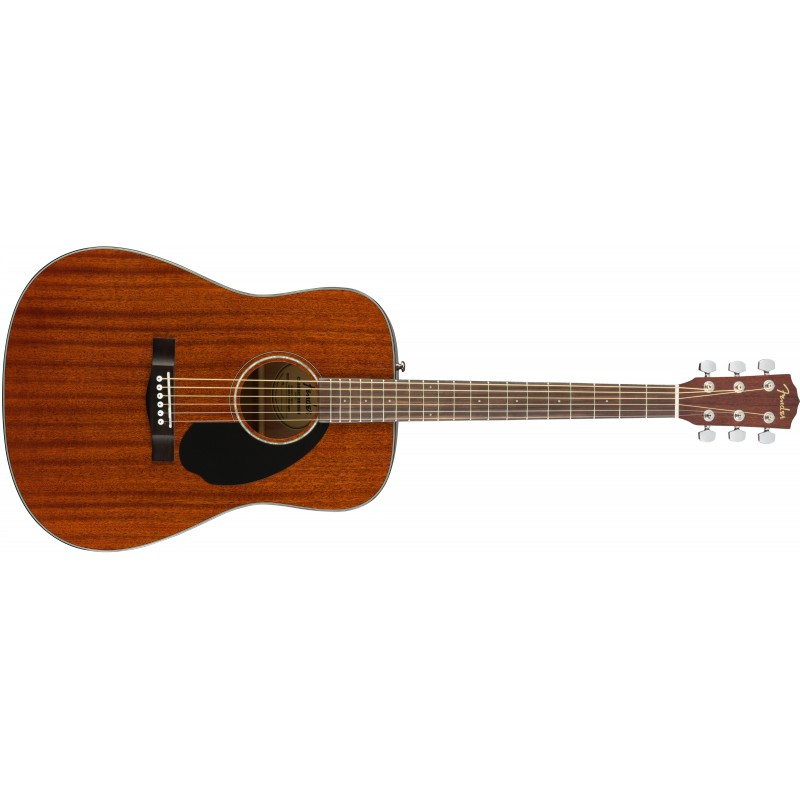 Fender CD-60S All Mahogany Natural - Guitare acoustique