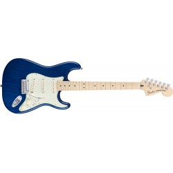 Fender Stratocaster® Deluxe Sapphire Blue Transparent - Guitare électrique