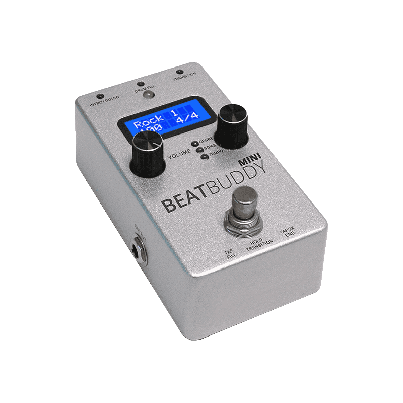 Singular Sound Beatbuddy Miniature - Pédale Boîte à Rythme