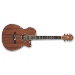 Ibanez AEG8EMH-OPN Open Pore Natural - Guitare électro-acoustique