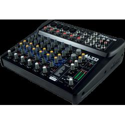 Alto ZMX122FX 8 canaux, 12 entrées + effets