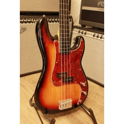 Precision Bass® Fretless 3TS + Etui Rigide - Occasion