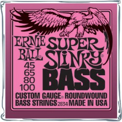 Ernie Ball Super Slinky 045-100