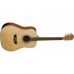 Washburn WD-7S - Guitare Acoustique Dreadnought Natural