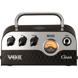 Vox MV50-CL1 - Ampli 50W Nutube CLEAN