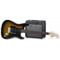 Squier Stratocaster® Affinity Series™ HSS Pack