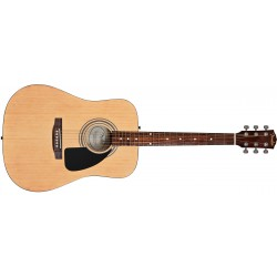 Fender FA-115 Dreadnought Pack Natural - Guitare Acoustique