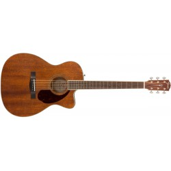 Fender PM-3 Triple-0 All Mahogany Natural - Guitare Acoustique