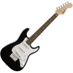 Mini Strat V2 Black - Guitare Enfant