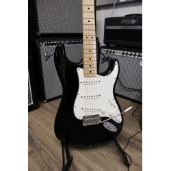 Fender Stratocaster® Standard Maple Black OCCASION