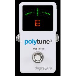 PolyTune 3 - Pédale Accordeur