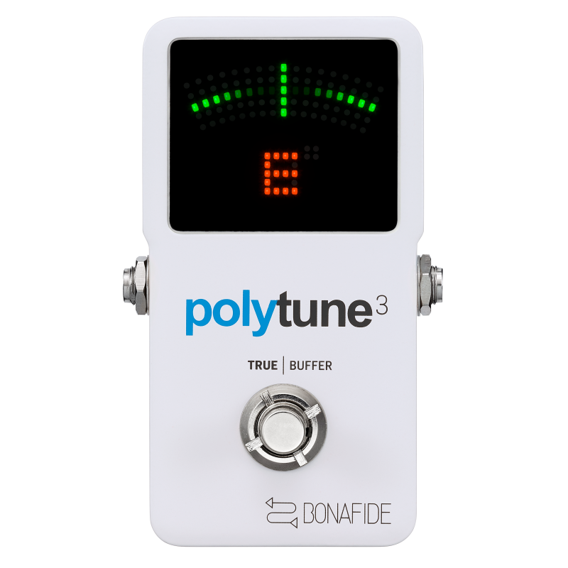 TC Electronic PolyTune 3 - Pédale Accordeur