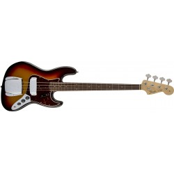 Fender Jazz Bass® American Vintage '64 3-Color Sunburst