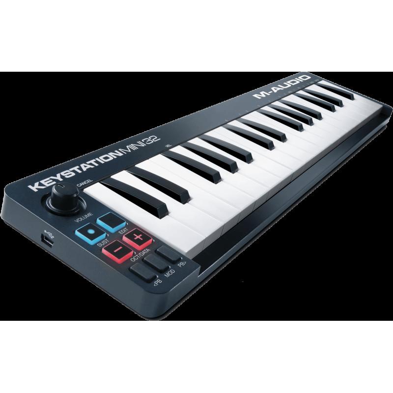 M-Audio Key Mini 32 II - USB MIDI 32 mini notes