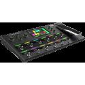 """Pedalboard 12 Switch + 1 Pédale + Ecran tactile 7"""""""