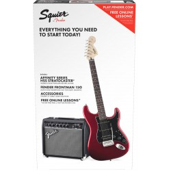 Squier Stratocaster® Affinity Series™ HSS Pack CAR