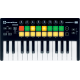 Novation Launchkey Mini touches - 25 notes, 16 pads