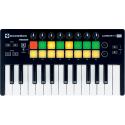 Launchkey Mini touches - 25 notes, 16 pads