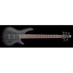 Ibanez SR305EB Weathered Black - Basse électrique 5 cordes