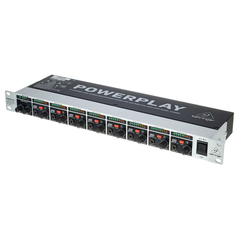 Behringer HA8000 Power Play - Dépôt Vente