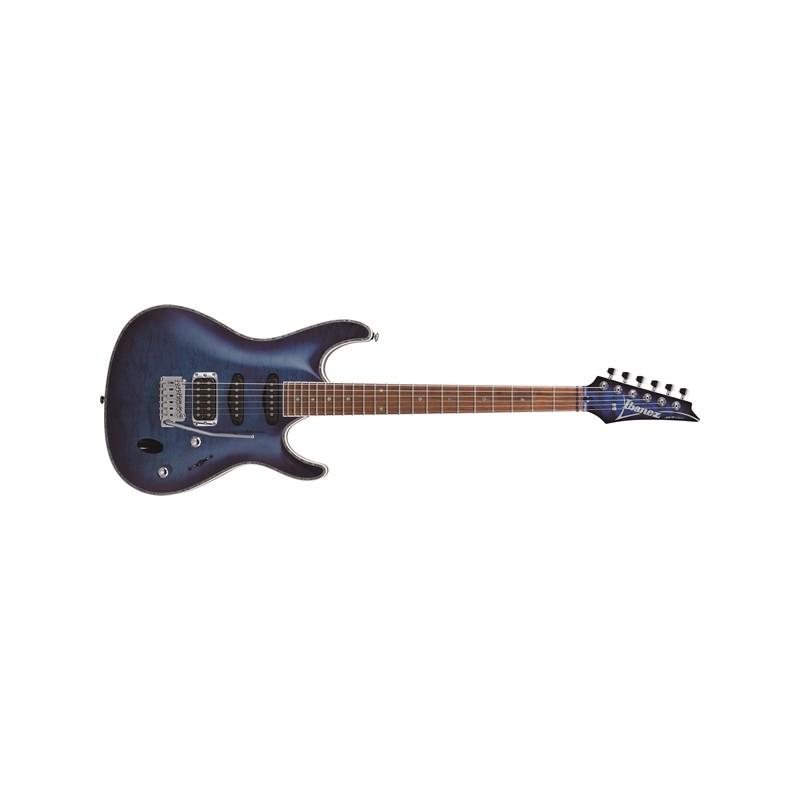 Ibanez SA460QMSPB Sapphire Blue Guitare électrique