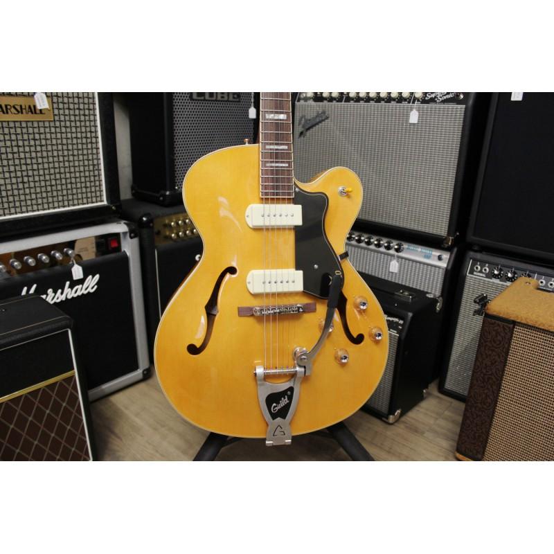 Guild X175 + Étui - Guitare électrique d'occasion