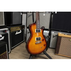 SE Single Cut Sunburst + Housse - Occasion