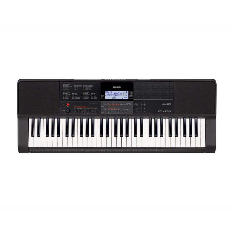 Casio CT-X700 - Clavier Arrangeur 61 touches