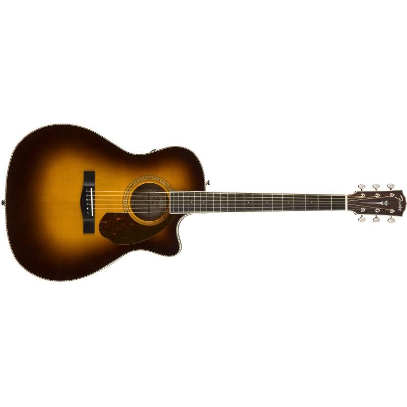 Fender PM-4CE Auditorium Limited - Guitare électro-acoustique