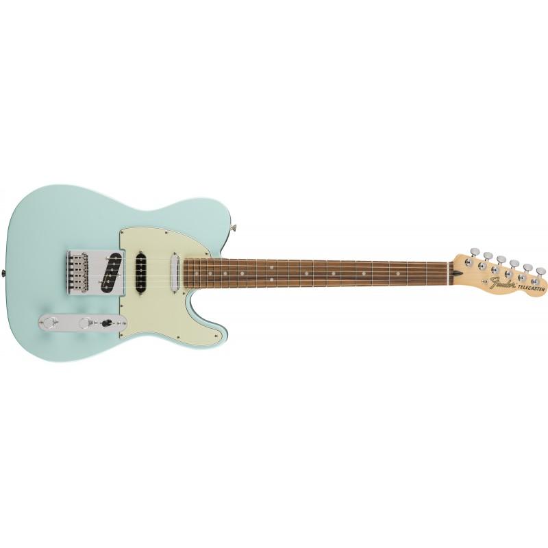 Fender Tele® Deluxe Nashville Daphne Blue - Guitare électrique