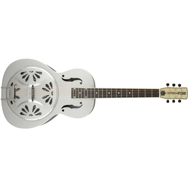 Gretsch G9221 Bobtail™ Steel Fishman® Nashville Resonator Pickup