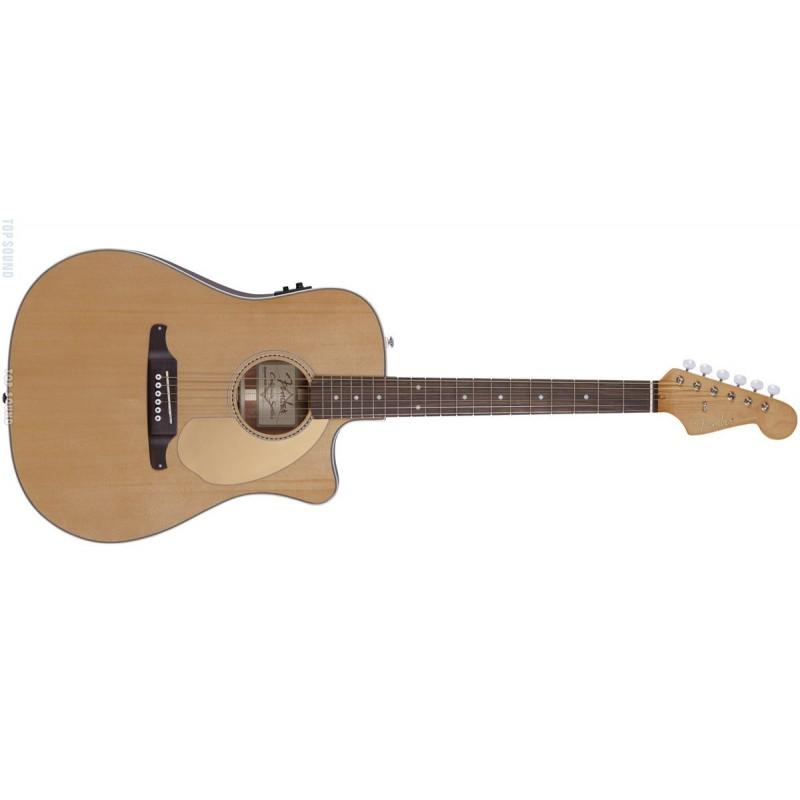 Fender Sonoran SCE Thinline Natural