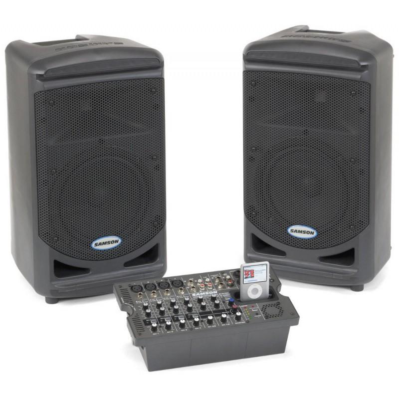 XP308I Sono Portable 2x150W