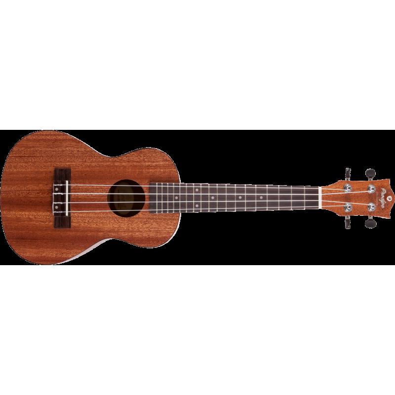 Prodipe Guitars BC210 EQ Ukulélé Concert - Acajou