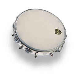 Latin Percussion CP391 Metal Tambourin Accordable