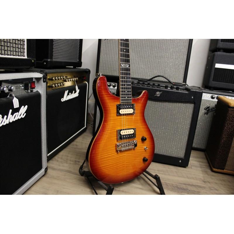VGS Spirit Pro Vintage Burst - Guitare électrique  Occasion