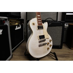 Les Paul Signature T Alpine White Burst - Occasion