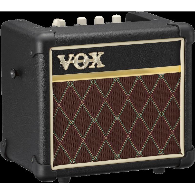 "Vox MINI3 - Combo 1x5"" 3 W classique VOX"