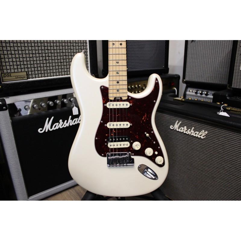 Fender Stratocaster® American Elite Olympic Pearl Dépôt Vente