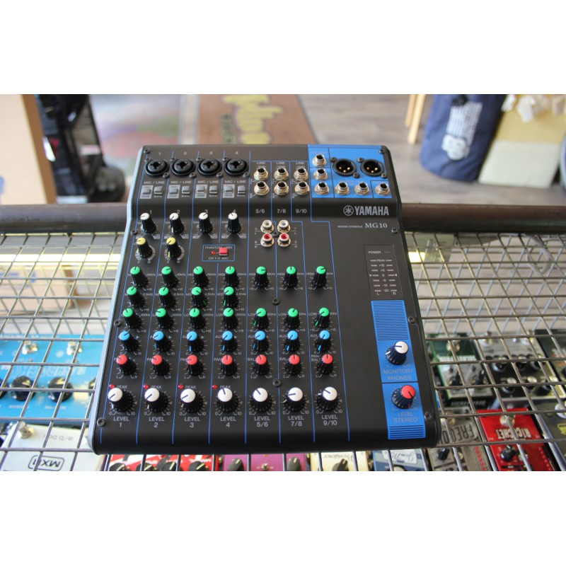 Yamaha MG10 - Table de Mixage - Occasion