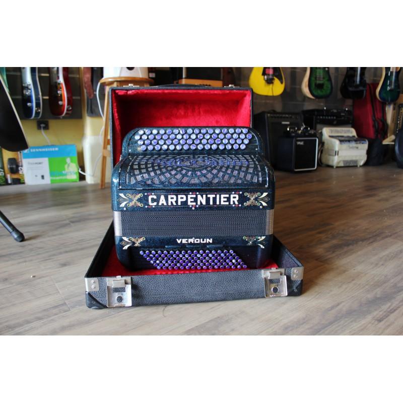 Carpentier Accordéon Super Musette - Occasion