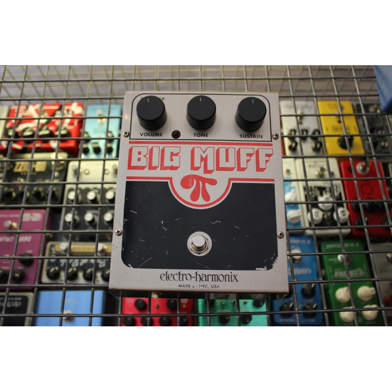 Electro Harmonix Big Muff US - Pédale Fuzz - Occasion
