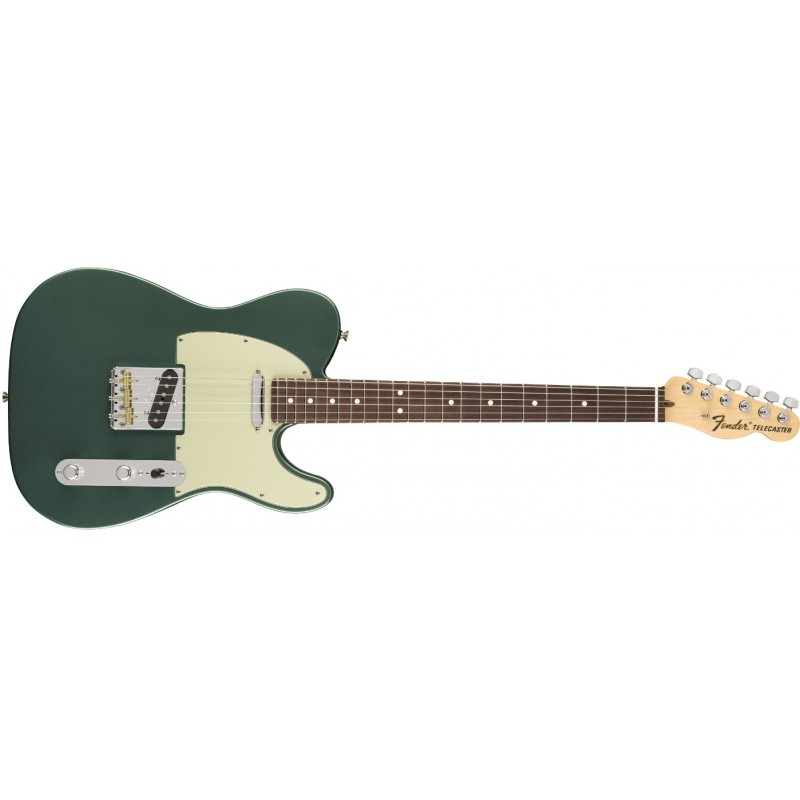 Fender Telecaster® American Special Sherwood Green Metallic